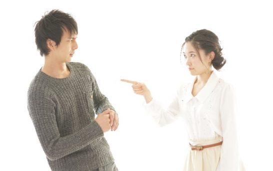 彼氏と喧嘩