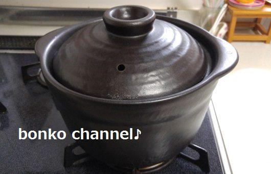 土鍋ご飯炊き方6