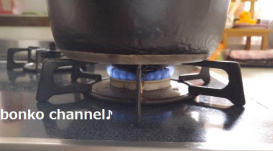 土鍋ご飯炊き方5